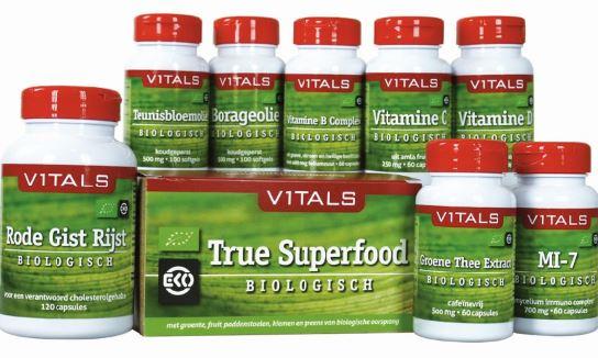 Vitals Voedingssupplementen