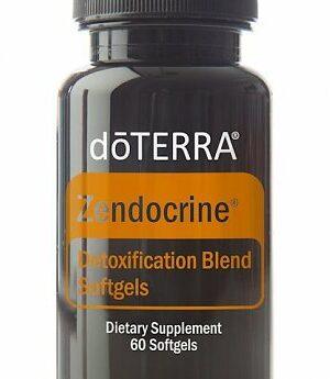 Ontgiften met doterra's Zendrocrine
