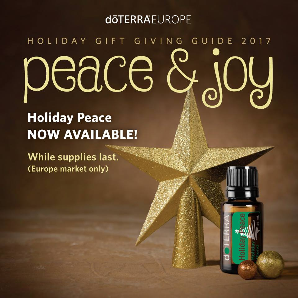 doTERRA Peace and Joy